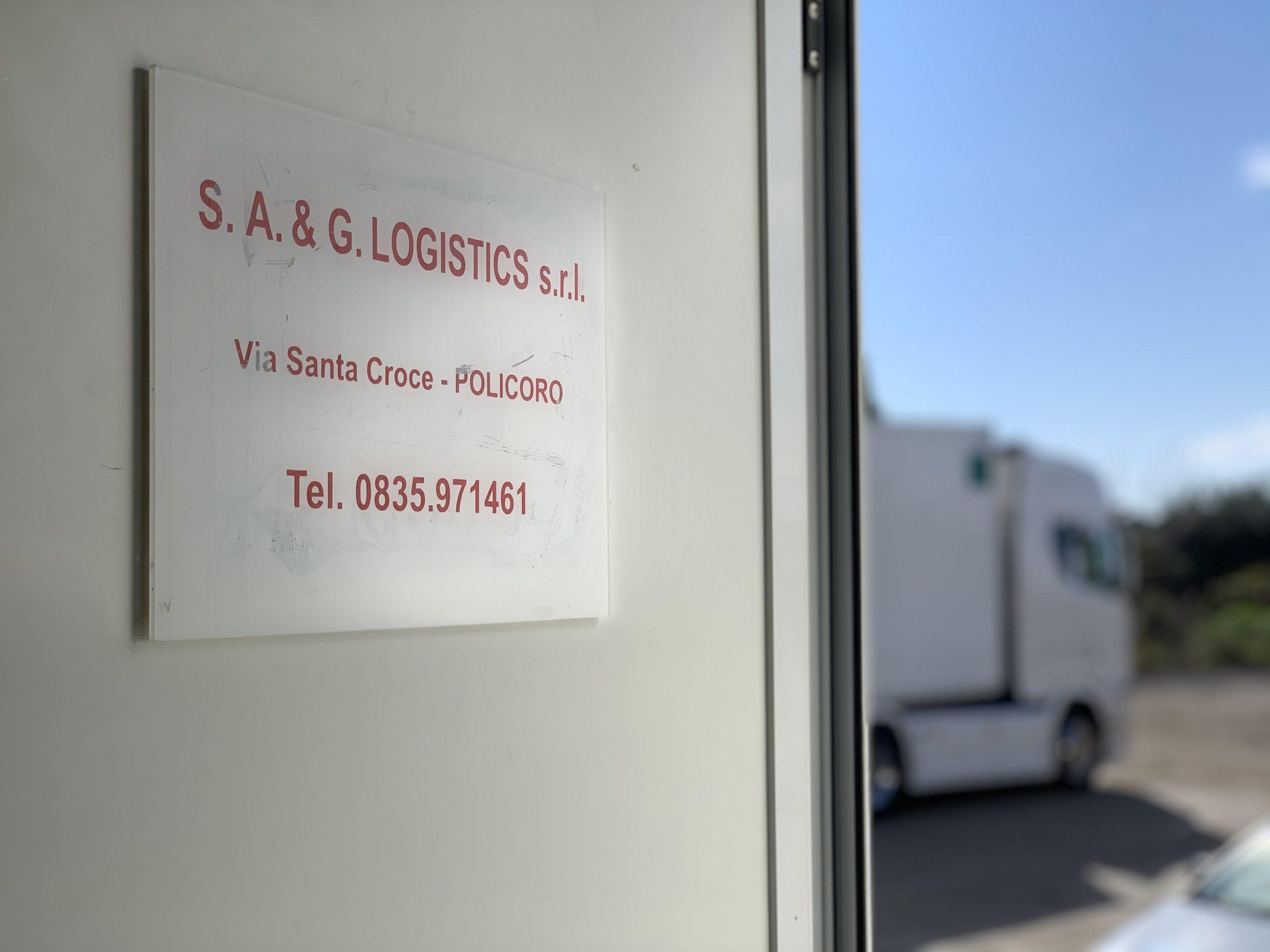 SA&G Logistics Policoro